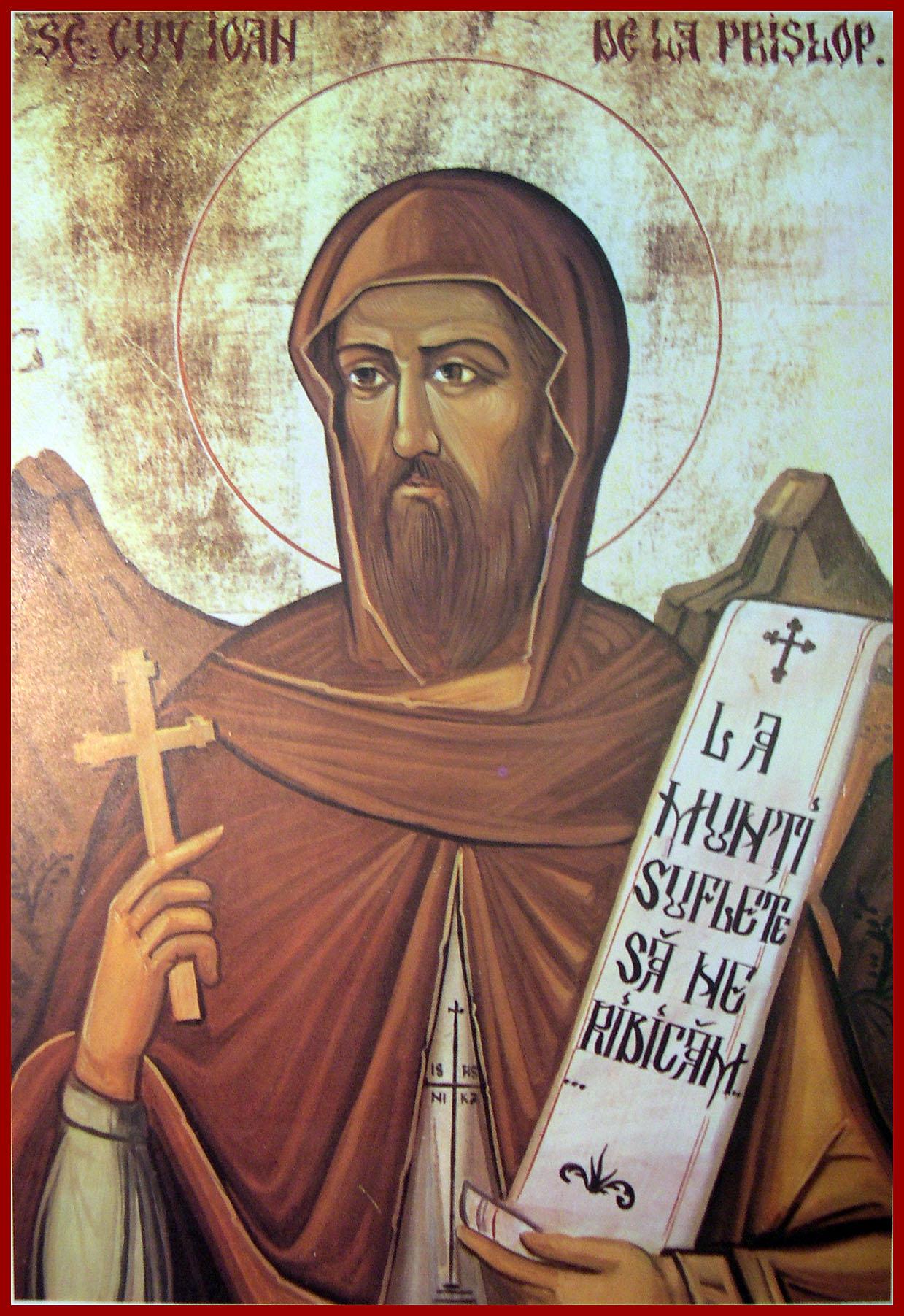 Saint John of Prislop