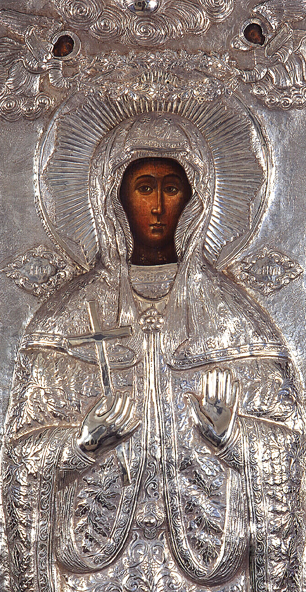 Great Martyr Euphēmia the All-praised