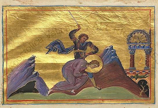 Martyr Melitinḗ of Marcianopolis