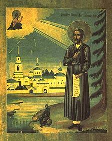 Righteous Simeon, Wonderworker of Verkhoturye Orthodox