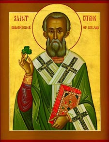 Image result for christian pictures of st patrick