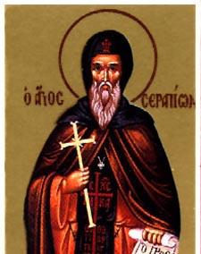 IMG ST. SERAPION, Bishop of Thmuis, Egypt