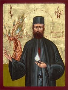 new martyr ephraim orthodox church in america