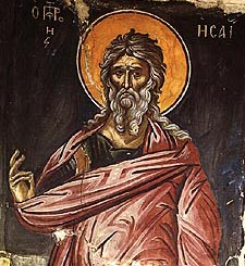 Prophet Isaiah - Orthodox Church in America