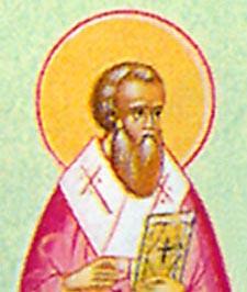 sveti Herma Rimski - škof in mučenec
