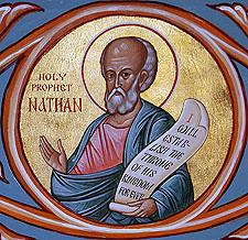 Image result for prophet nathan