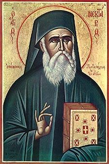 Image result for St. Nektarios of Aegina