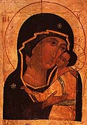 Icon of the Mother of God of Tolga