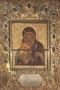 Icon of the Mother of God, Donskoi