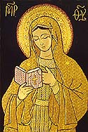 Icon of the Mother of God from Kaluga