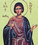 Martyrs Gerontius and Basilides