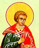 Martyrs Amphianus and Edesius of Lycia