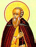 Venerable Zosimas the Abbot of Vorbozomsk