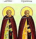 St Theonas of Egypt