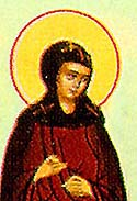 Saint Platonida of Nisibis, Syria