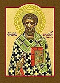 Apostle Herodion of the Seventy, and those with Him