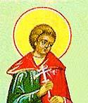 Martyr Eupsychius of Caesarea, in Cappadocia