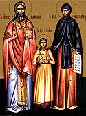 St. Eleni (who was also called Susanna), New martyr of Lesbos