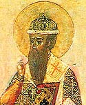 St Barsanuphius the Bishop of Tver