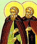 Venerable John the Disciple of the Venerable Gregory of Decapolis