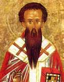 Saint Basil the Confessor, Bishop of Parium