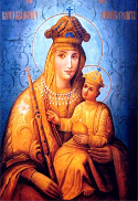 Icon of the Mother of God of Belynich