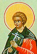 Martyr Crescens of Myra in Lycia