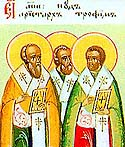 Apostle Pudens of the Seventy