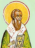 St Agapitus the Pope of Rome