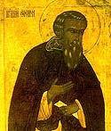 Venerable Zosimas the Abbot of Solovki