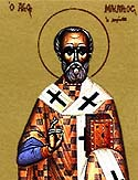 Venerable Makarius of Corinth