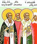 St. Acacius the Bishop of Melitene
