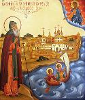 Venerable Euthymius, Enlightener of Karelia, Finland and the Righteous Anthony and Felix