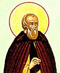 Venerable John, disciple of Venerable Gregory of Decapolis