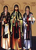 Venerable Simeon of Philotheou