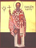 Hieromartyr Paphnutius of Jerusalem