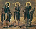 Saint Joseph of Serbia