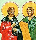 Martyrs Isaac, Apollos, and Quadratus, of Nicomedia