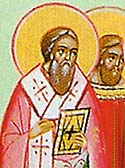 Hieromartyr Januarius, Bishop of Benevento, and his companions, at Pozzuoli