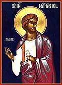 Apostle Nathaniel of the Seventy