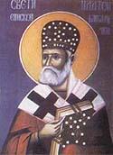 Hieromartyr Platon the Newmartyr of Banjaluka