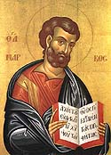 Apostle Mark the Evangelist of the Seventy