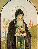 Venerable Stephen the Abbot of the Kiev Far Caves, and Bishop of Vladimir, in Volhynia