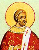 Martyr Rhodopianus the Deacon at Aphrodisia in Anatolia