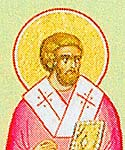 Hieromartyr Stephen the Pope of Rome, and those with him