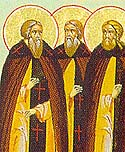 Venerable Faustus the Ascetic of the Dalmatian Monastery at Constantinople