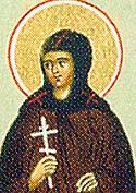 Martyr Eudokia of Persia