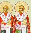 Hieromartyr Fabian, Pope of Rome, and Martyr Pontious