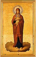 Valaam Icon of the Mother of God