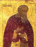 Second Translation of the relics of the Venerable Zosimas of Solovki